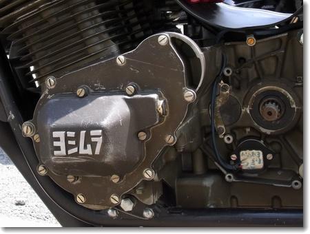 ヨシムラタイプ エンジンカバーボルト(-)_c0147448_17513312.jpg