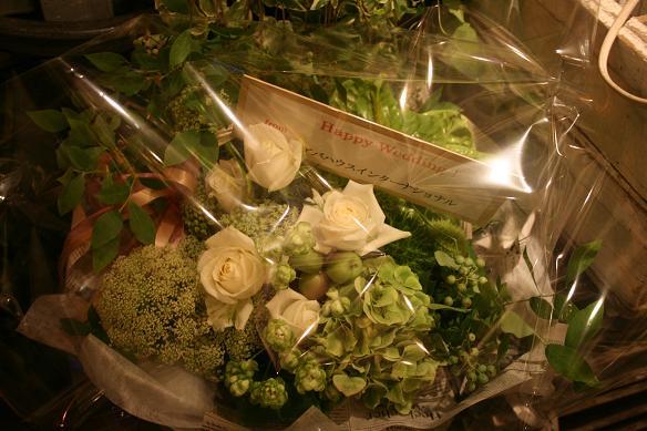 結婚のお祝で......♪_e0149863_12182770.jpg