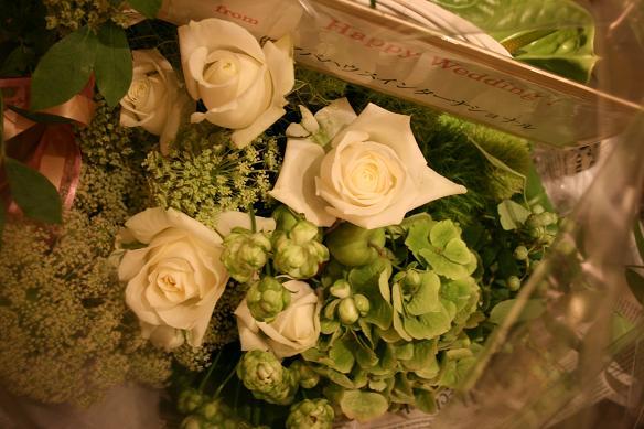 結婚のお祝で......♪_e0149863_12184535.jpg