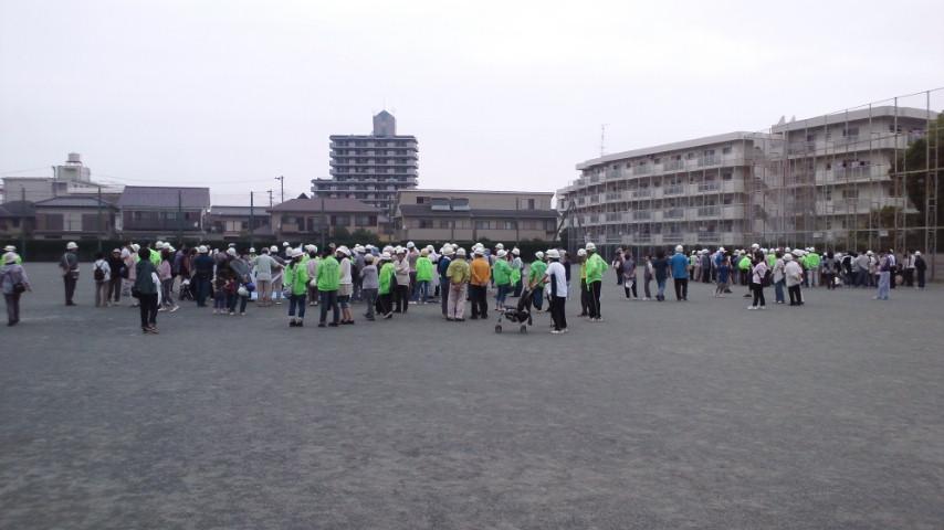 八幡町内会防災訓練2011年6月_d0092901_10575824.jpg