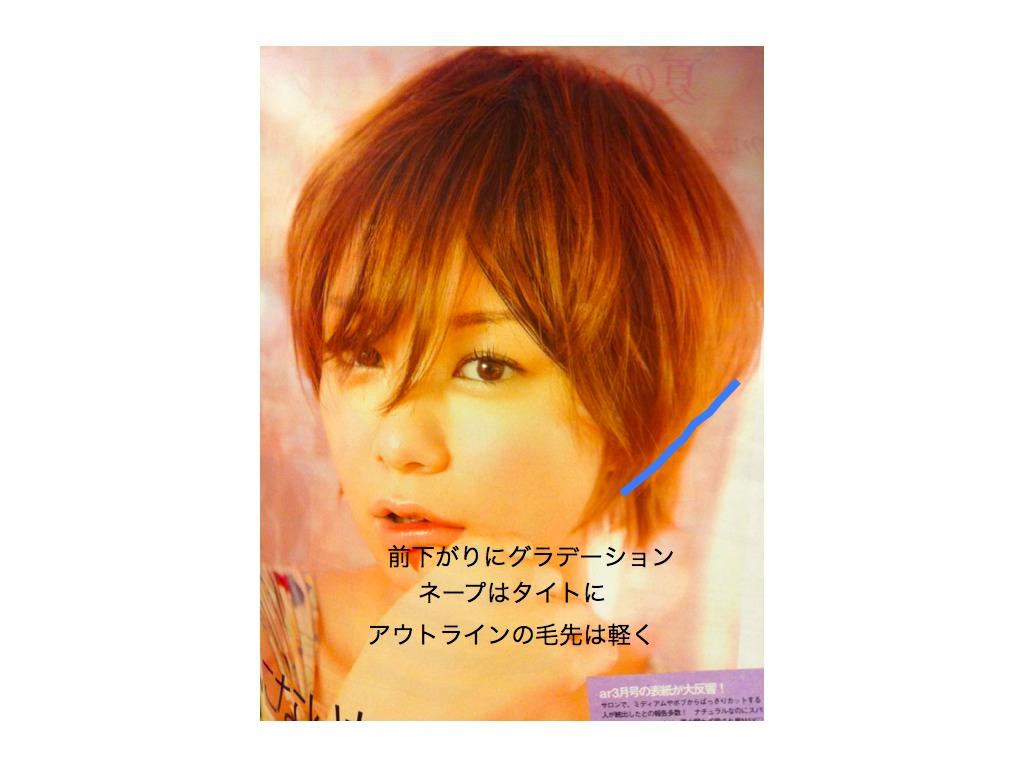 大人気☆ 田中美保ちゃんショート分析_c0222817_2122035.jpg