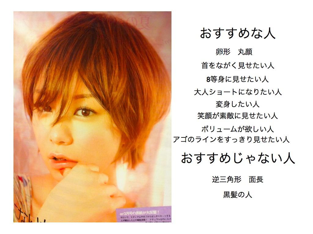 大人気☆ 田中美保ちゃんショート分析_c0222817_21225388.jpg