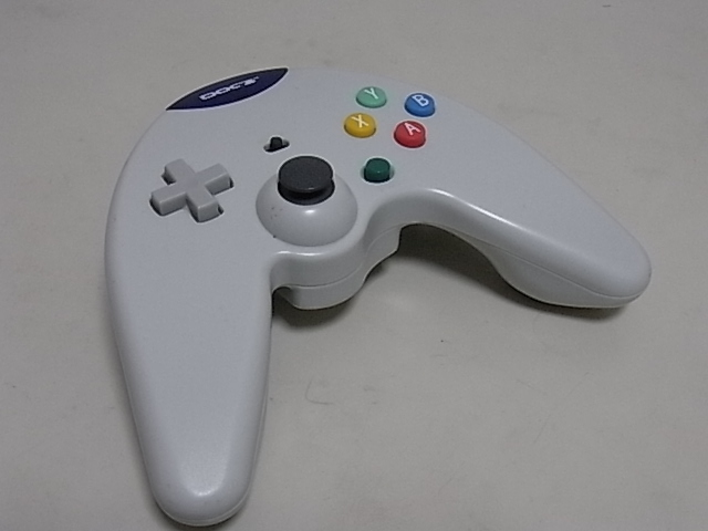【レビュー】DOCS Wireless Dreamcast Controller_c0004568_2154479.jpg
