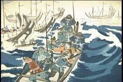 好像沒神風的第一次蒙古襲來-1274 文永之役_e0040579_1128674.jpg