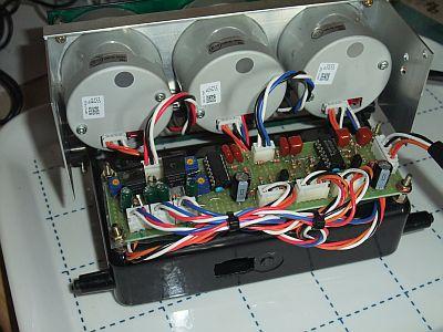 Defi Racer Gauge 3連メーターパネル ユニット完成♪_e0146484_14504571.jpg