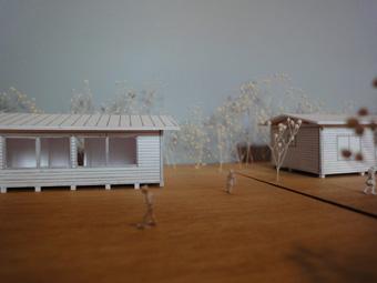 「手のひらに太陽の家」の計画の前に考えた小さな住宅:3_c0195909_7421457.jpg