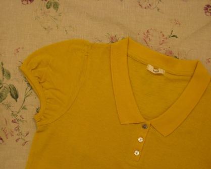T シャツもいろいろあります。_c0227633_047757.jpg