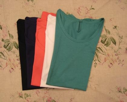T シャツもいろいろあります。_c0227633_048481.jpg