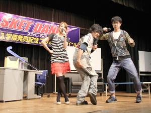 『SKET DANCE 体験入学版』発売記念プレミアムイベントレポート!_e0025035_1155491.jpg