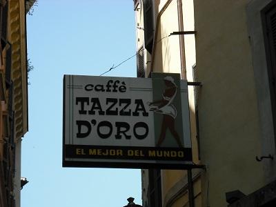 夏だから、Tazza D\'oroのコーヒーグラニータを_a0172661_1832788.jpg