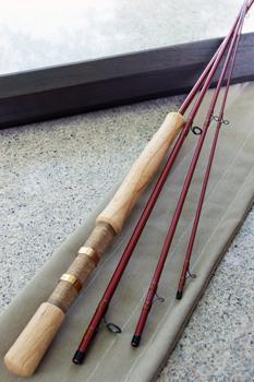 Tramp New Rod!!_c0127476_9533080.jpg