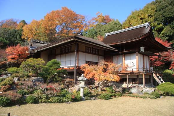 京都 大河内山荘1_c0196076_1320479.jpg