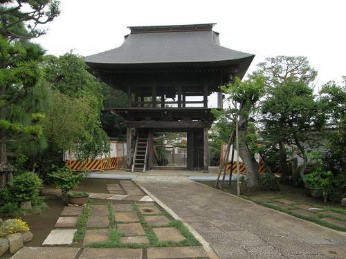 杉並区史跡散歩(4) 中道寺_e0232277_21201784.jpg