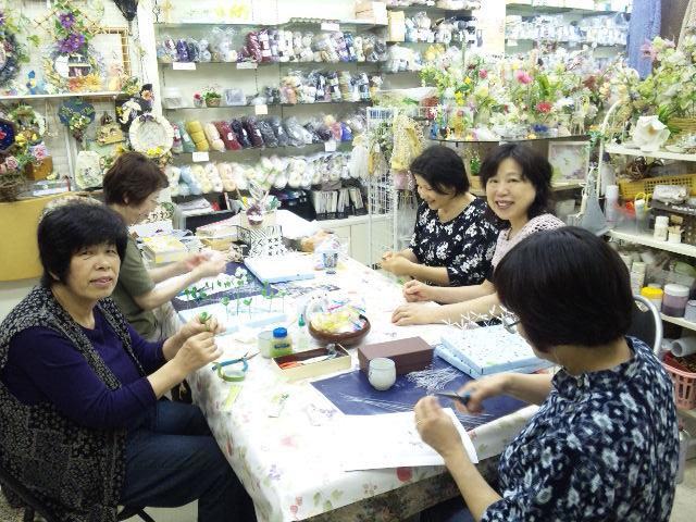 加茂市 いちかわ糸店 手芸は心のオアシスです。楽しいひとときを!_b0213187_0531441.jpg