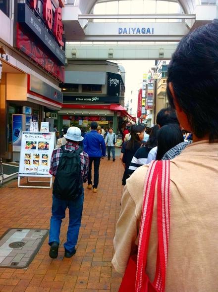 吉祥寺散歩唄_f0236990_8524438.jpg