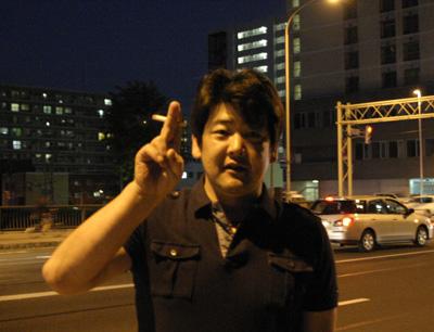 夜の大人遊び 札幌ナイトクルージング決行_a0139912_2402735.jpg