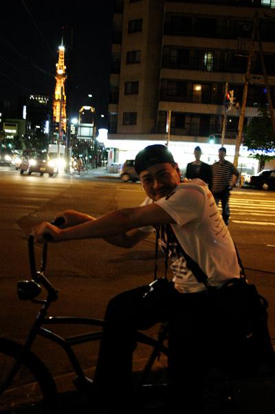 夜の大人遊び 札幌ナイトクルージング決行_a0139912_2422561.jpg
