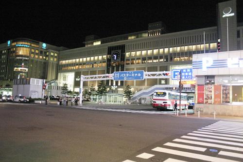 夜の大人遊び 札幌ナイトクルージング決行_a0139912_2461515.jpg
