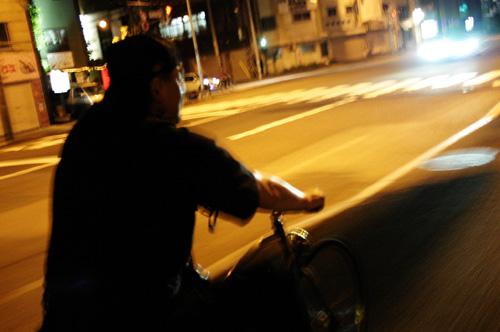 夜の大人遊び 札幌ナイトクルージング決行_a0139912_2502685.jpg