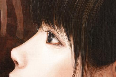 篠原愛展「ゆりかごから墓場まで」_b0170514_22242685.jpg