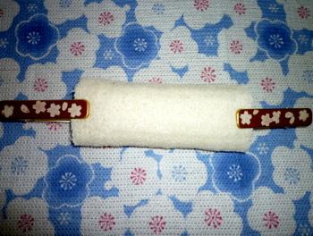 """""""へちま帯枕""""、作りましたの!!! _f0205317_79988.jpg"""