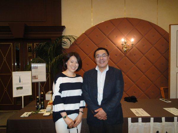 京都ブライトンホテルでのお酒の会_c0213220_6312252.jpg