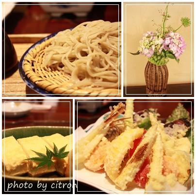 八王子 車屋さんで蕎麦をいただく。_c0141025_23212219.jpg