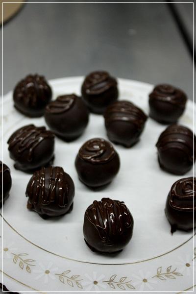 ル・コルドンブルーbaking and Pastry/チョコレートのテンパリング_e0185225_5584447.jpg