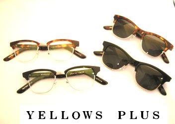 YELLOWS PLUSのフリップアップタイプの商品のご紹介です。 by 甲府店_f0076925_14273100.jpg