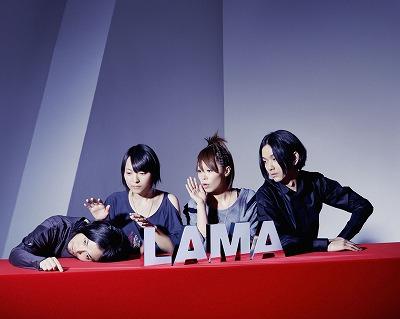 LAMAノイタミナOP曲「Spell」を8月3日にリリース!!_e0025035_12523858.jpg