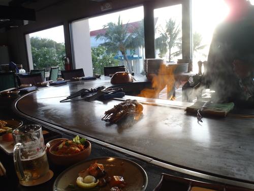 レストラン「火炎樹」_e0173239_22235890.jpg