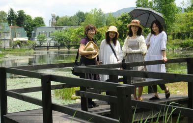 軽井沢レイクガーデンに行ってきました***_f0225639_2383485.jpg