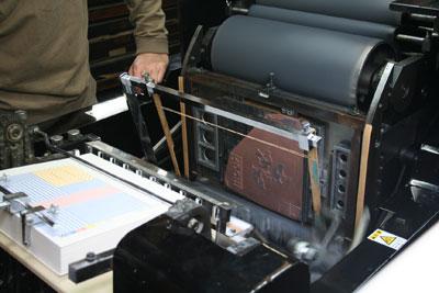 「Room」展のハガキ印刷のため、斉田製版社へ伺いました。_f0171840_9571327.jpg