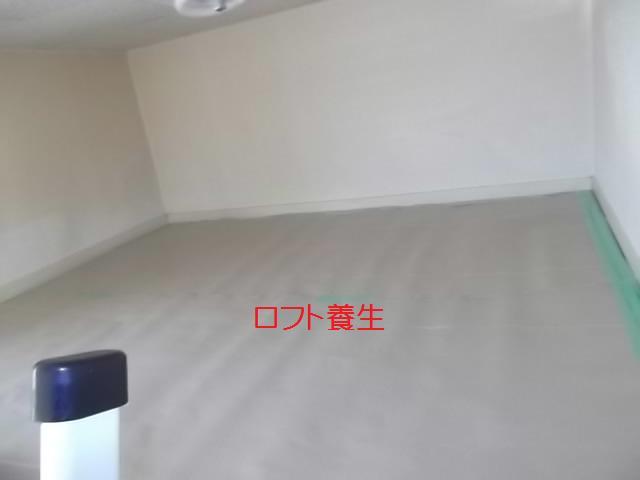 賃貸アパートのハウスクリーニングです_c0186441_2031615.jpg