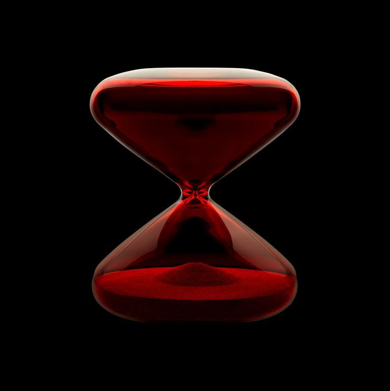 byマーク・ニューソン/アイクポッド赤い砂時計が来日!_f0039351_2252628.jpg