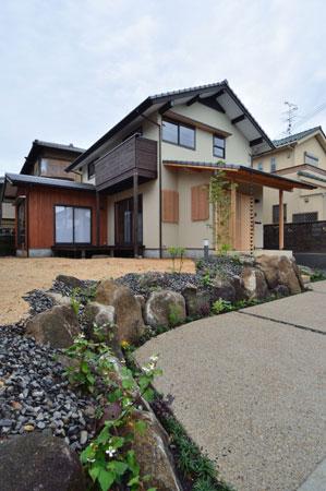 建物完成見学会 「大和郡山の家」_e0164563_14144877.jpg