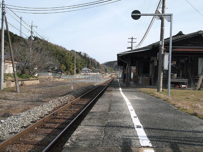 姫新線 美作江見駅/美作土居駅_f0116479_0412787.jpg