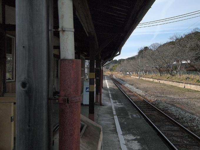 姫新線 美作江見駅/美作土居駅_f0116479_0415426.jpg