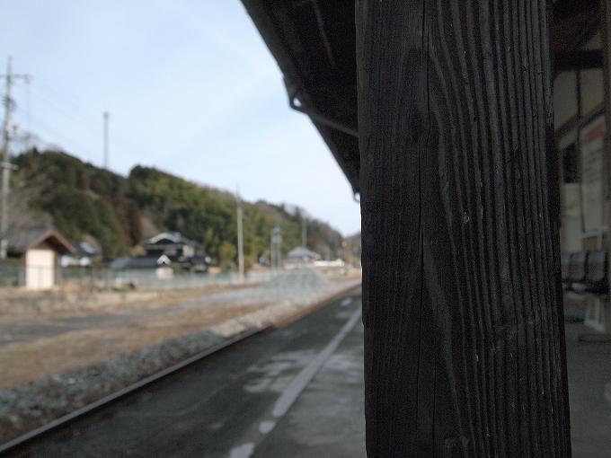 姫新線 美作江見駅/美作土居駅_f0116479_04234100.jpg