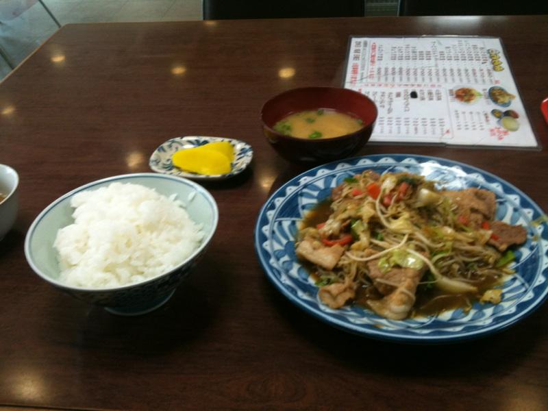 七隈四つ角のお食事の店『わたなべ』_e0150190_19443816.jpg
