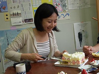 かすみちゃん、誕生日おめでとう!_a0117794_1812757.jpg