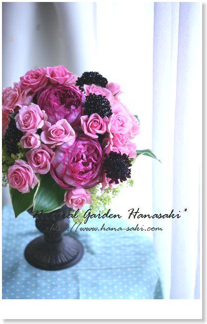 イヴピアの花束_e0105296_2303288.jpg