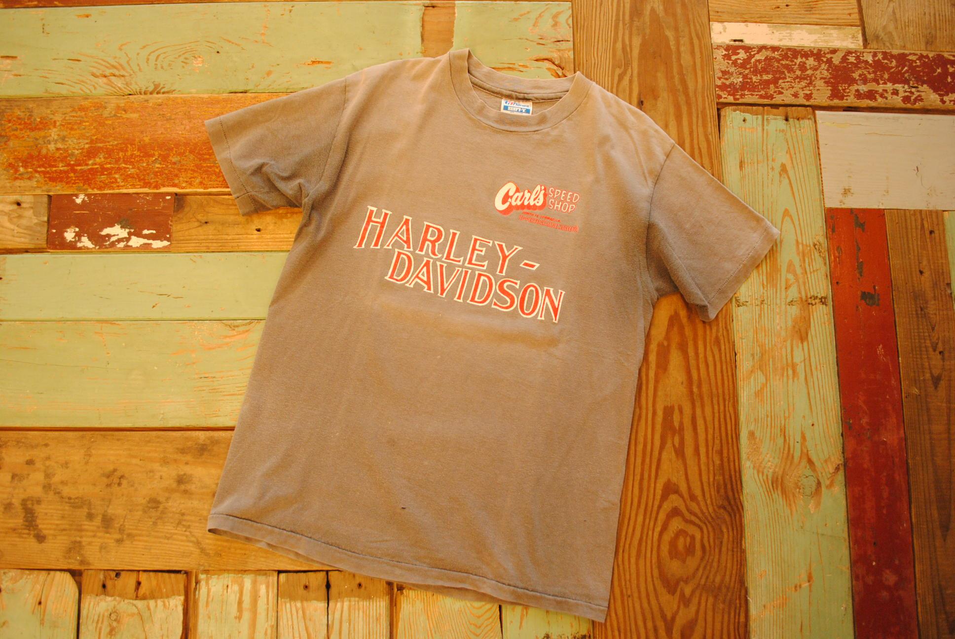 OLD T-SHIRTS -HARLEY DAVIDSON-_f0233425_23481053.jpg