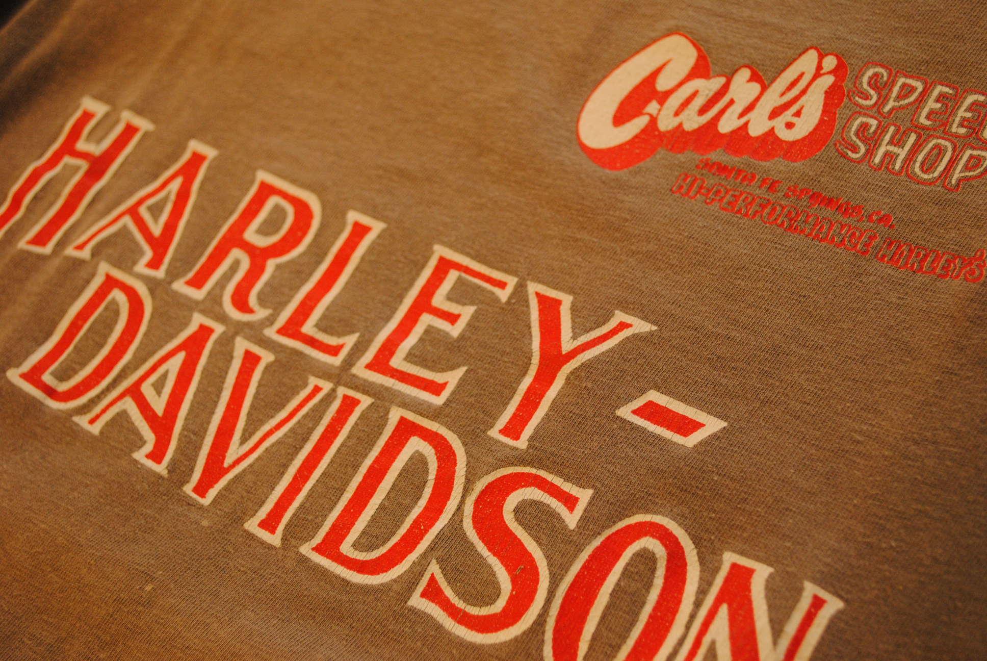 OLD T-SHIRTS -HARLEY DAVIDSON-_f0233425_23482918.jpg
