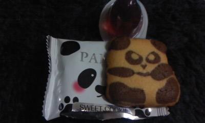 パンダとひよこゼリー_b0217741_5708.jpg