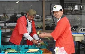 福島県JAあいづ「まんま~じゃ」へ出張販売!_c0141652_1792082.jpg