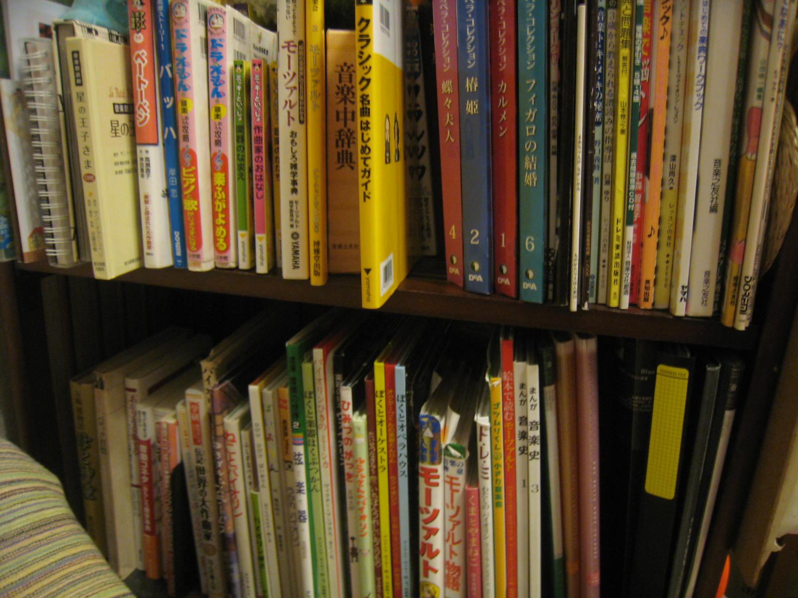 小学校、読み聞かせボランティアと、本屋さんへ☆_f0109257_23392217.jpg