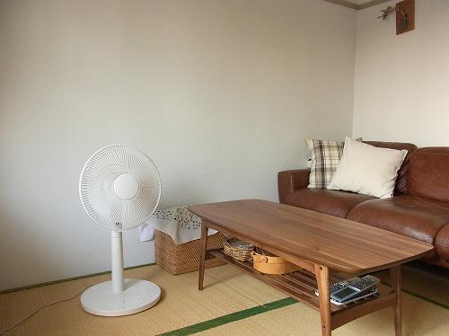 【 無印のマイコン扇風機、3900円。 】_c0199166_17272671.jpg