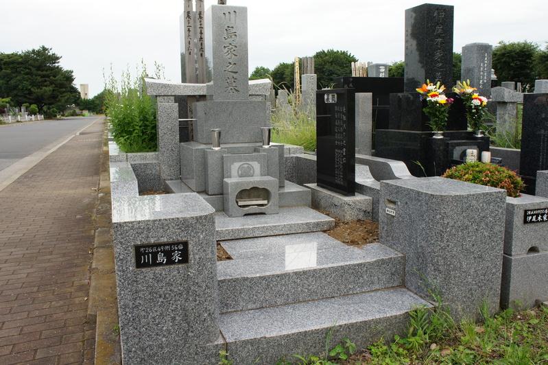 K家様 お墓のリフォーム  2011.6.19_e0223769_1674256.jpg