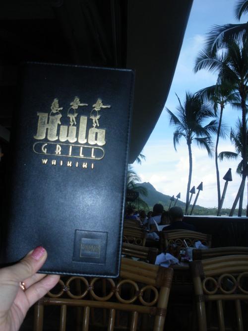 2011 1泊3日HAWAII旅行記~フラグリル~_f0011498_11553841.jpg